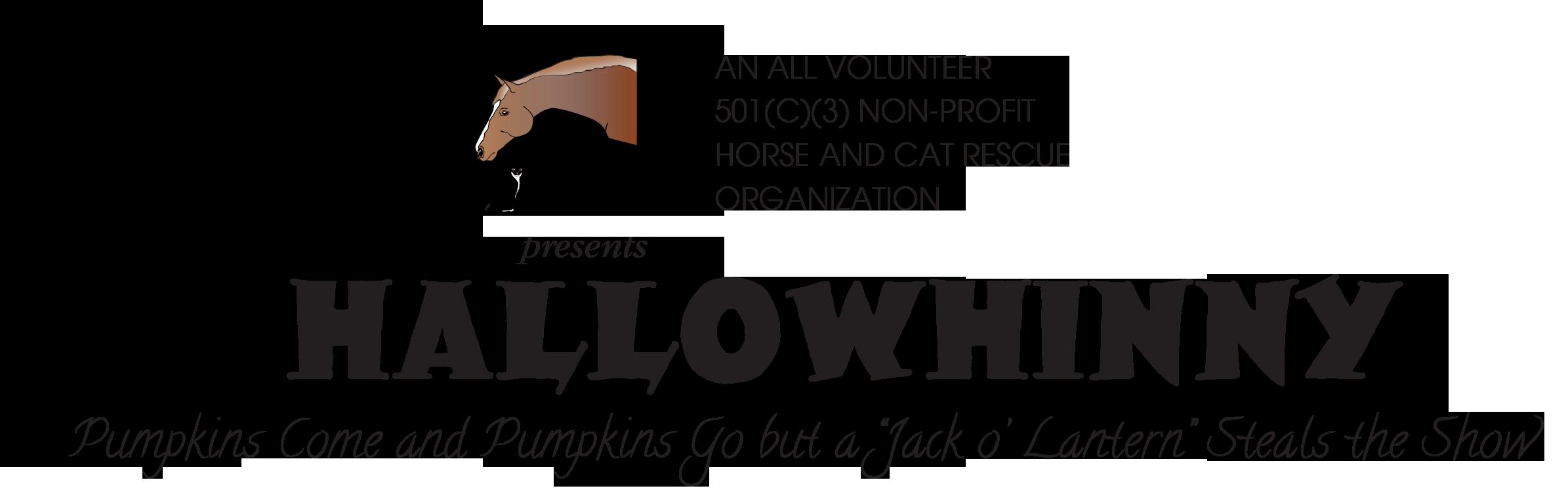 Hallowhinny Logo