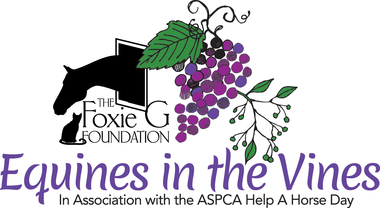 Equines in the Vines Logo