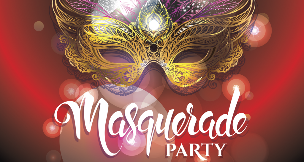 valentine's day masquerade party for foxie g