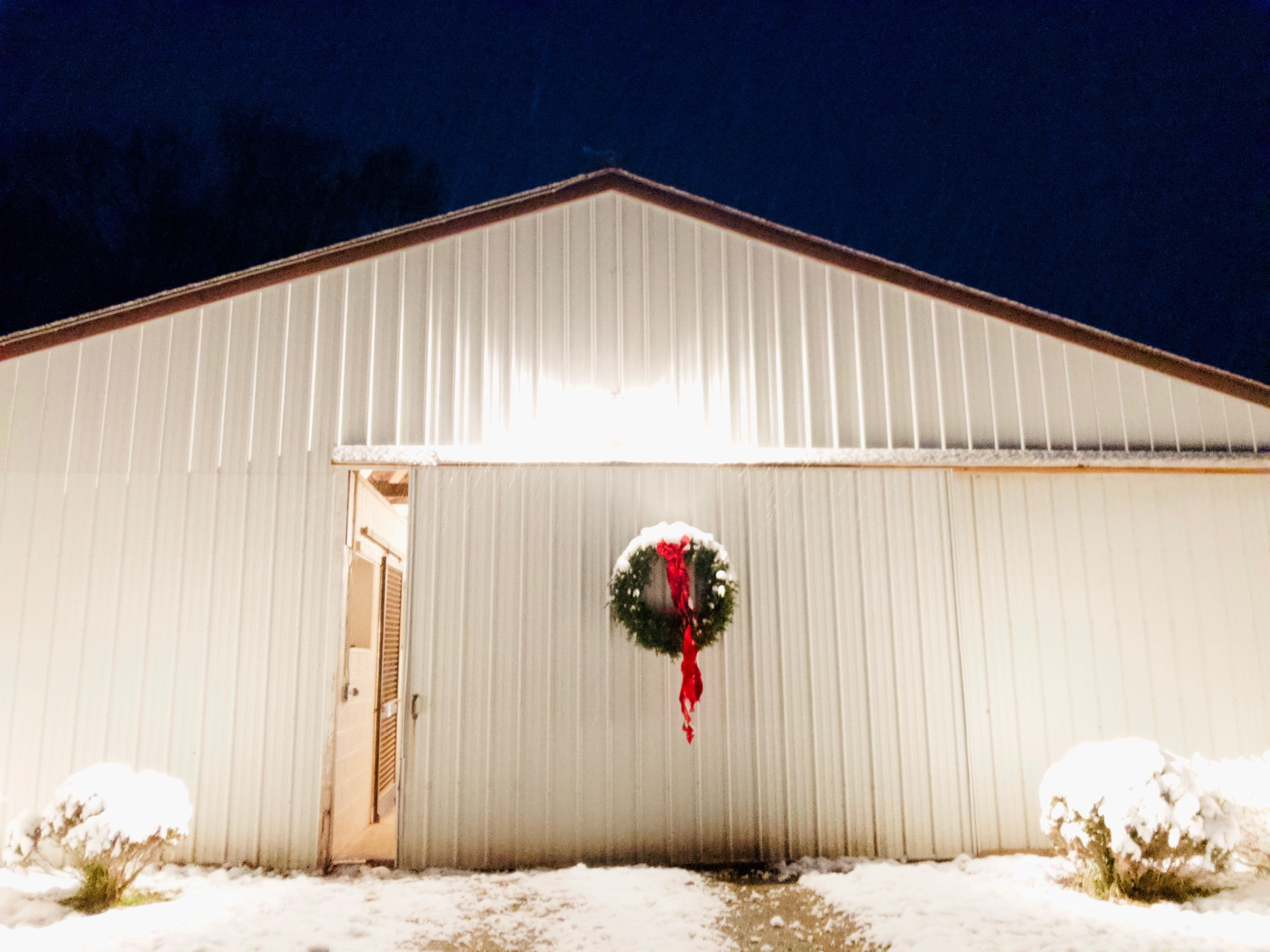It's beginning to look a lot like Christmas at Foxie G.