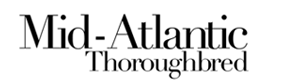 mid-atlantic thoroughbred logo